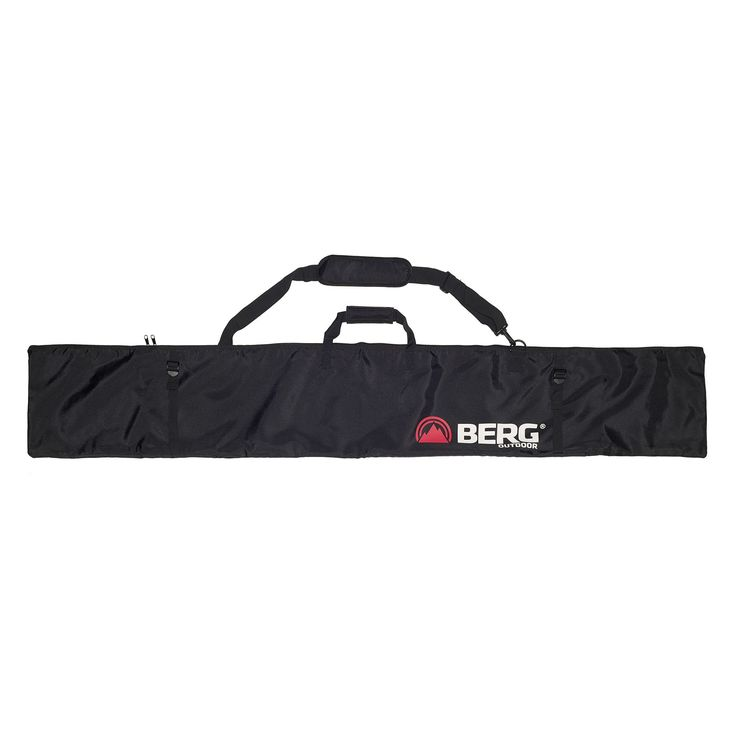 Bag to carry skis safely during your travel and when stored in the ski lockers.
