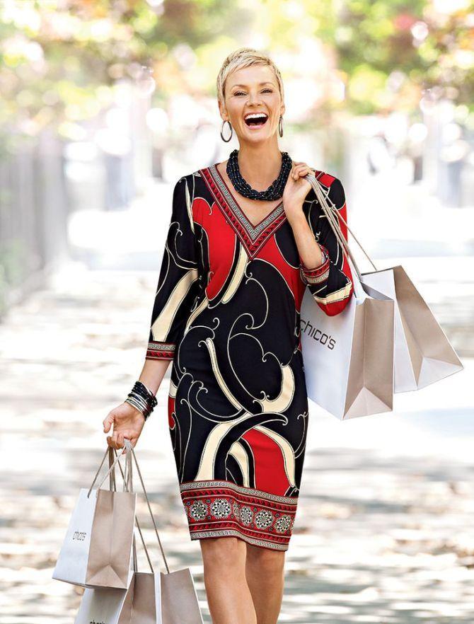 Fashion Do S: Looks Confortáveis Para Mulheres Acima Dos 50 Anos