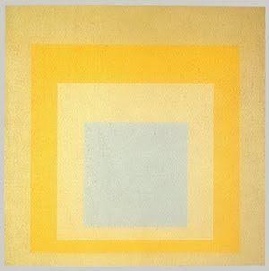 """Joseph Albers, """"Homenage al cuadrado"""", 1959, Met, Nueva York"""