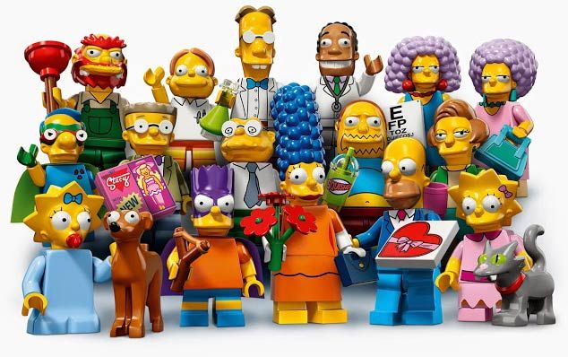 LEGO Simpsons Ganha Novas Mini-Figuras e a Loja Kwik-E-Mart!