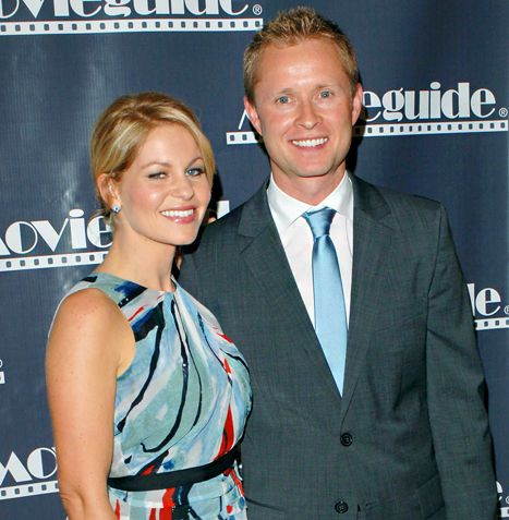 "Candance Cameron Bure defends her ""submissive role"" with husband Valeri Bure, explaining, ""I want him to lead and be the head of our family."""
