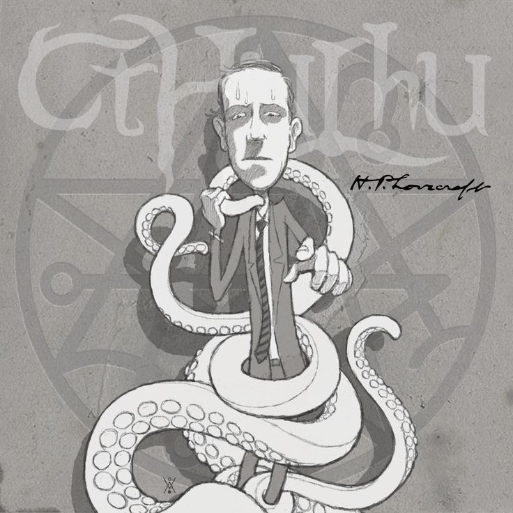 CTHULU by spiresvortex.deviantart.com on @DeviantArt
