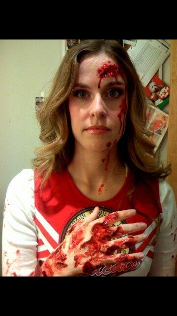 The 25+ best Dead cheerleader costume ideas on Pinterest | Zombie ...
