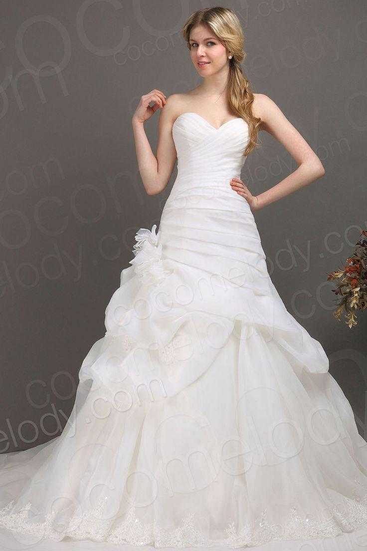 309 besten Cocomelody Wedding Dresses Bilder auf Pinterest ...