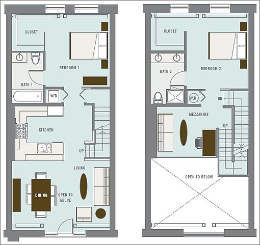 Charming Layout Plan Of Container House