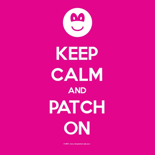 Keep Calm and Patch on - a meme created by Amblyopiakids.com: Meme Create, Families Activities, Eye Health, Keep Calm, Fun Families