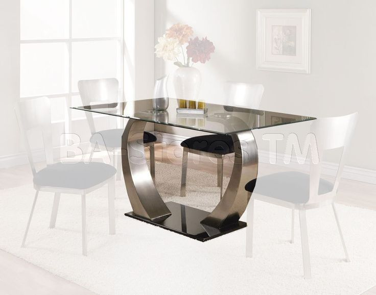 riverside stone forge round dining table set. camille glass top dining table with metal base - acme furniture riverside stone forge round set
