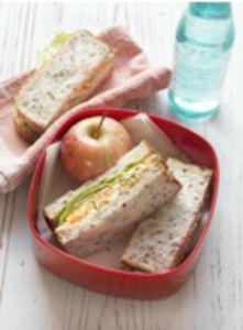 Healthy Low-GI Sandwich Recipes