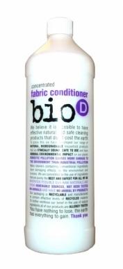 Bio-D Οικολογικό Βιοδιασπώμενο Συμπυκνωμένο Μαλακτικό Ρούχων 1LT