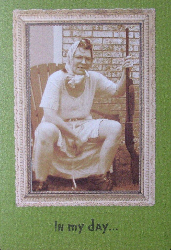 97 best handmade funny greeting cards hillbilly images on pinterest birthday shotgun greeting card hillbilly card redneck card old photo card family photo card birthday card bookmarktalkfo Choice Image