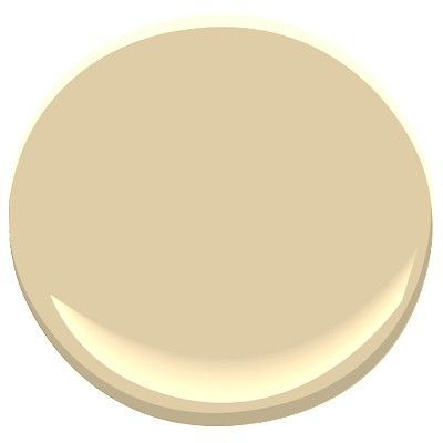 BM: Powell Buff.A quintessential neutral, this soothing shade creates a relaxed atmosphere. Perfect for transitional spaces or where an all-over dose of barely-there color is desired. Looks good w/all browns & burnt coral.