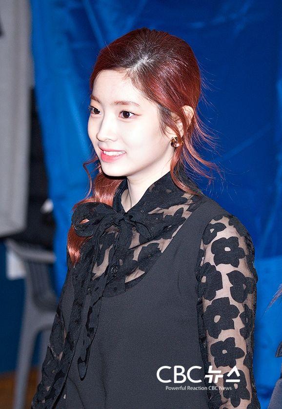 [포토] TWICE(트와이스) 다현, 해맑은 청순미 - 반응이 쎈 CBC뉴스