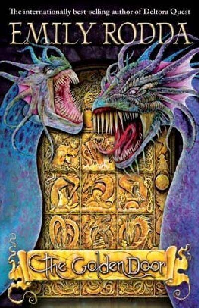 Brona's Books: The Golden Door by Emily Rodda