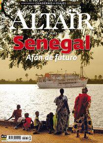 Altaïr: para ir más lejos. Revista bimensual que lleva publicándose desde 1991.