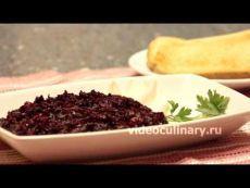 Икра из свеклы - Рецепт Бабушки Эммы