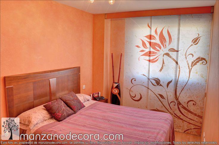 M s de 25 ideas incre bles sobre separador de habitaci n - Puertas correderas estilo japones ...