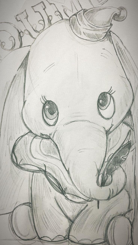 Disney dessin dumbo crayon  Dessin dumbo, Dessins disney, Dessin