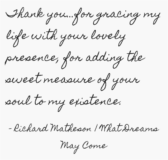 Richard Matheson | What Dreams May Come