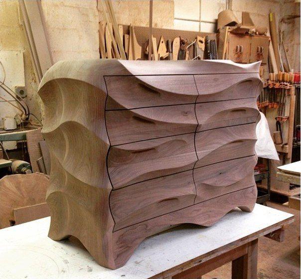 Мебель и изделия из дерева своими руками