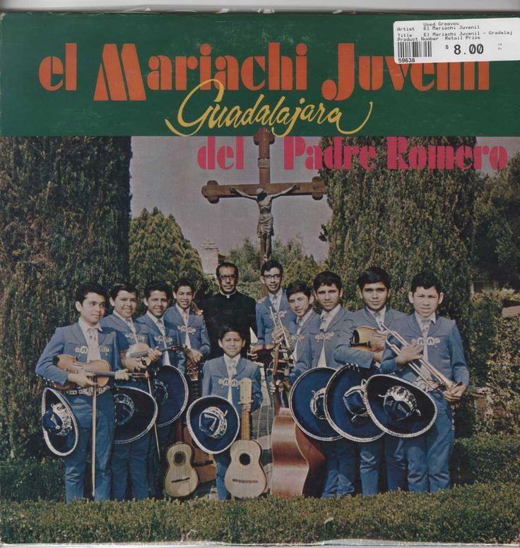 El Mariachi Juvenil - Gradalajara Del Padre Romero