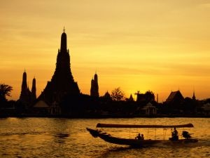 My hometown : Bangkok Thailand