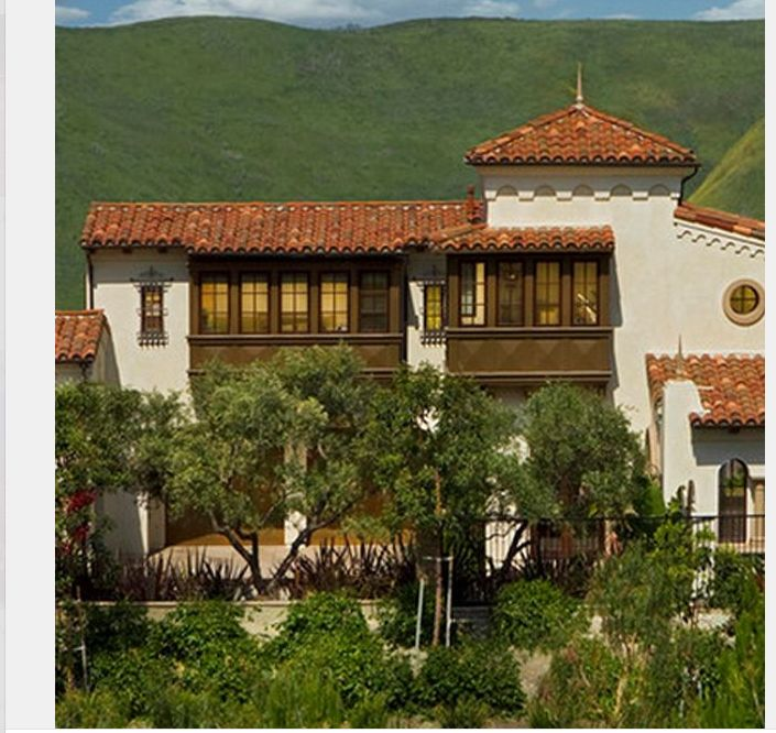 Spanish Colonial Architecture: 17 Best Images About Architecture
