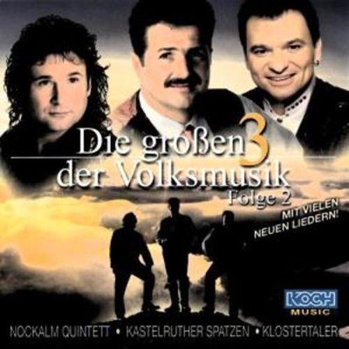Die Grossen Drei der Volksmusik, Vol. 2 [CD]