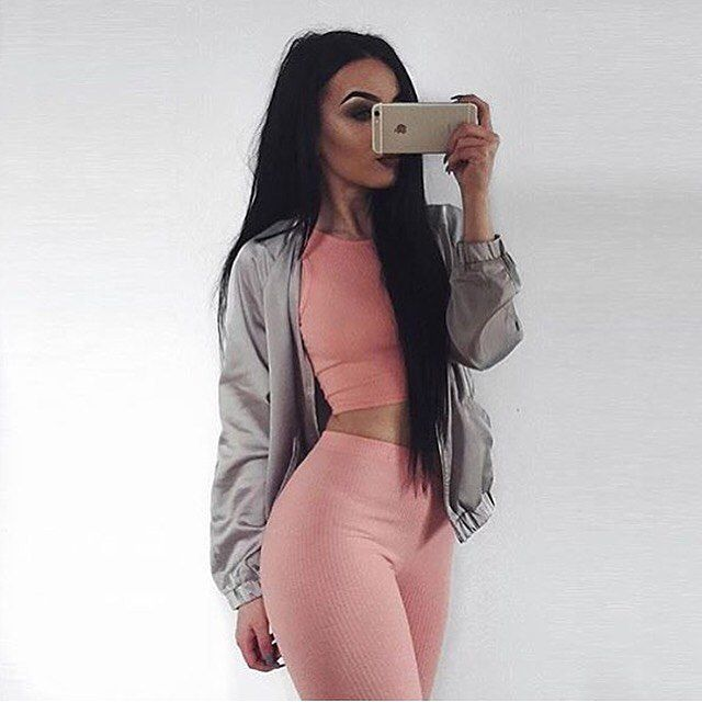 166 Best Instagram Baddies Images On Pinterest | Casual Clothes Casual Outfits And Casual Wear