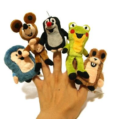 finger dolls