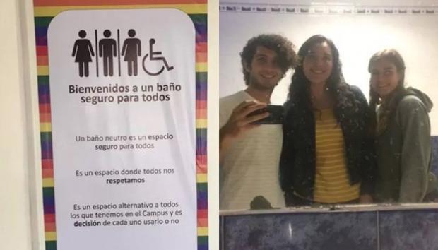 Tec de Monterrey inaugura baño sin distinción de género - Periódico Zócalo