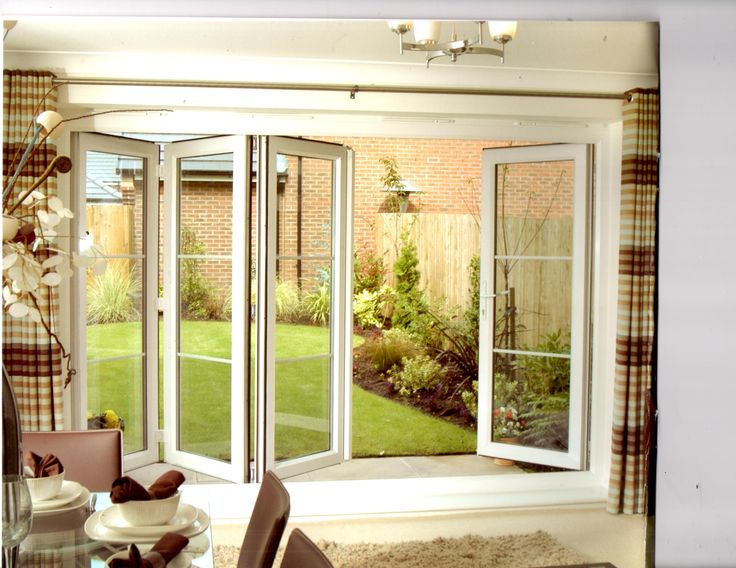 17 Best Images About Bifold Doors On Pinterest Internal