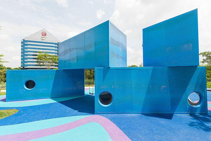 Interlace-playground-singapore-by-Carve-06 « Landscape Architecture Works | Landezine