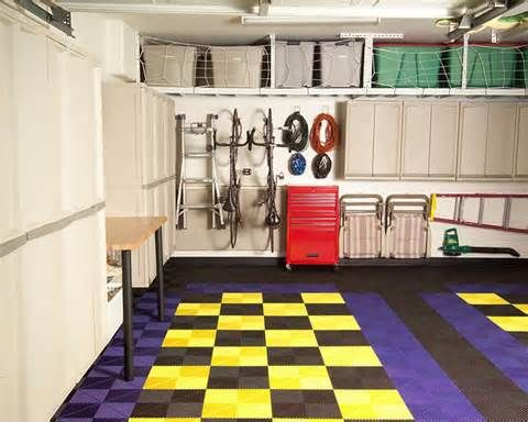 Los Angeles Garage Organization Company Installs Garage Slatwall Paneling,  Garage Floors, And Cabinets, Overhead Storage, And Accessories For Garages.