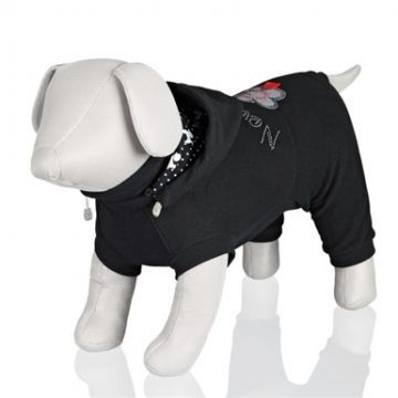 Trixie Kışlık Köpek Kazak Siyah M 45cm-52cm