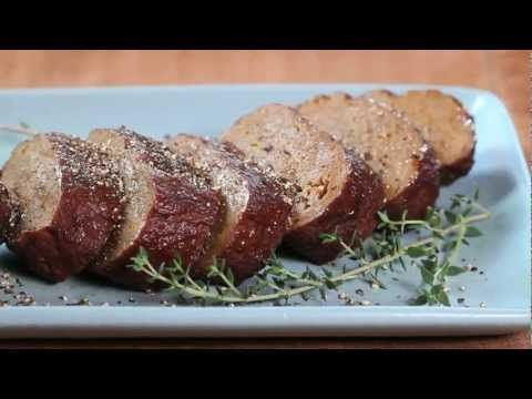 Visit http://www.vegetariantimes.com/video/ to watch all 8 Kitchen Tricks videos.  Learn how to make seitan or wheat meat from Ann Gentry, VT Executive Chef and founder of Real Food Daily restaurants. You can flavor and shape it any way you want.  Try these recipes on http://www.vegetariantimes.com:  Homemade Seitan: http://www.vegetaria...