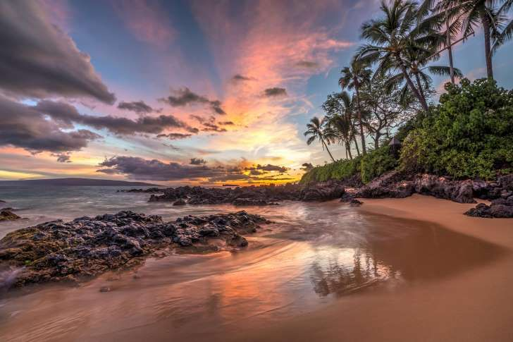 Maui is an island of extraordinary beauty with arguably the greatest collection of sandy beaches in the country.