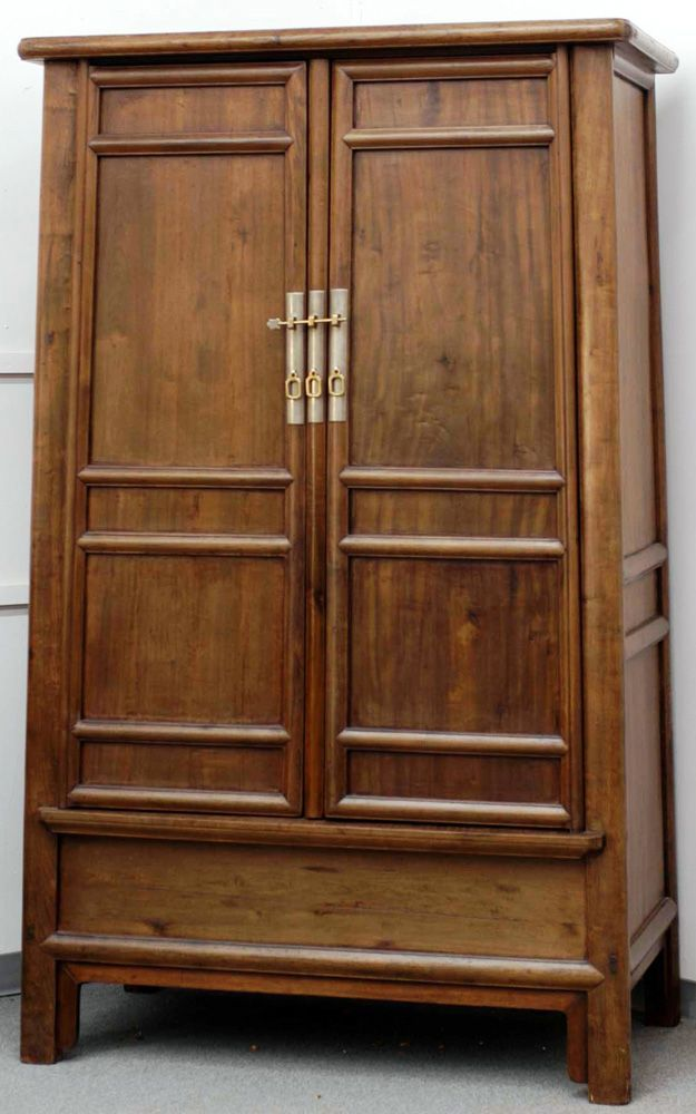 Large Antique Chinese Cabinet/Armoire