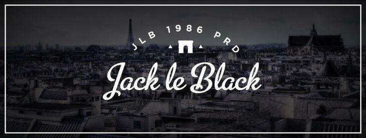 Jack le Black -  French clothing brand / Artist