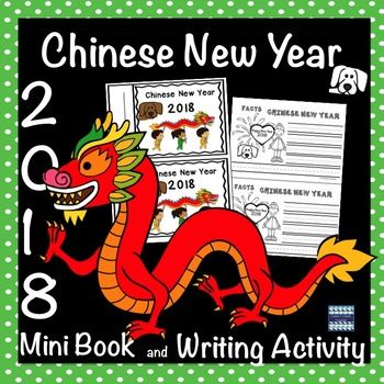 This is a great resource to teach your students about the Chinese New Year. Included in this download is an eleven page colored mini reader, a black and white version and an eight page book for students to write learned facts. You may decide to have students read the booklet independently, in a guided reading group, or