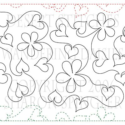 447 best images about Quilting stitch patterns on Pinterest