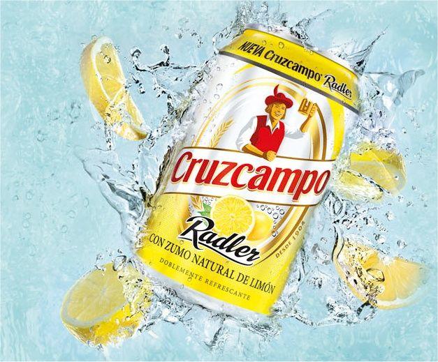 Prueba #gratis la nueva cerveza Cruzcampo Radler. Consigue tu cupón gratuito para canjearlo en tu supercado habitual por tu cerveza gratis.  http://www.baratuni.es/2014/08/muestras-gratis-cruzcampo-radler.html  #gratis #cervezagratis #baratuni #regalosgratis