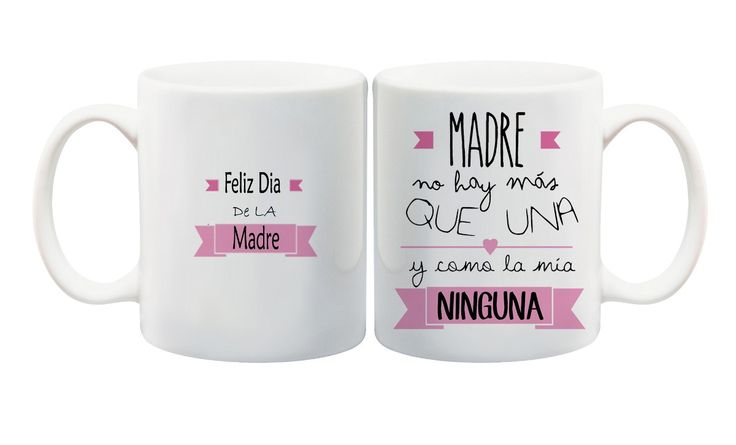 tazas personalizadas dia de la madre