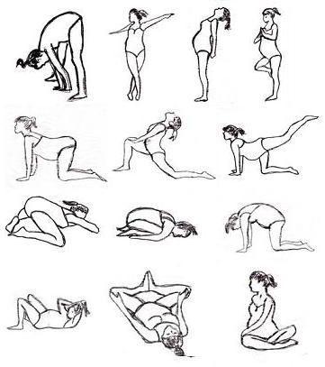 Для беременных упражнения