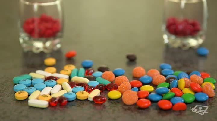 Les intoxications aux médicaments