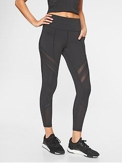 6b5825e9a4276 All in Mesh 7/8 Tight | Exercise outfits in 2018 | Pinterest ...
