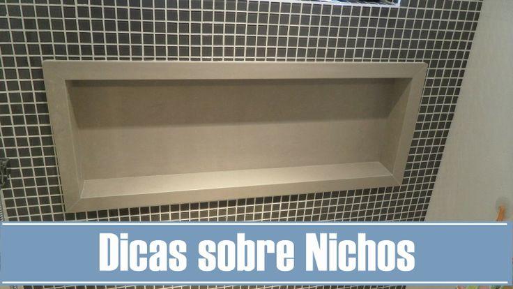 Dicas para fazer o nicho do banheiro http://meupalaciode64m.blogspot.com.br