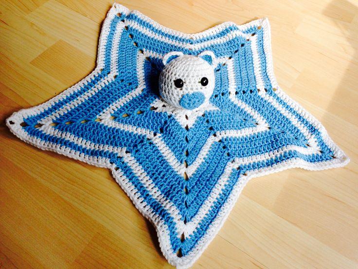 Care Bear sleep toy, yarn Novita Miami