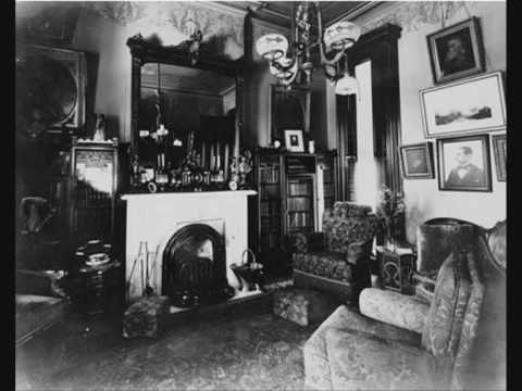 Victorian Interiors 1837-1901 vintage - Interni vittoriani