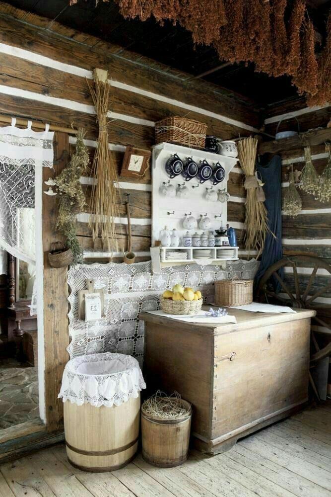 Деревенский дом в Польше