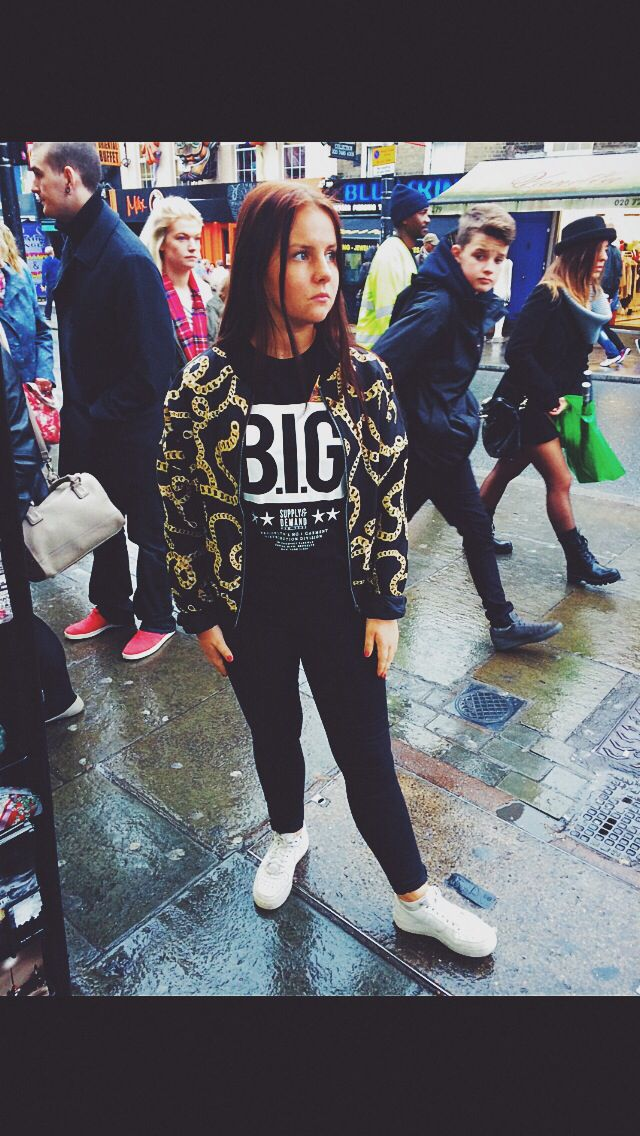 Sister in camden town , London England.